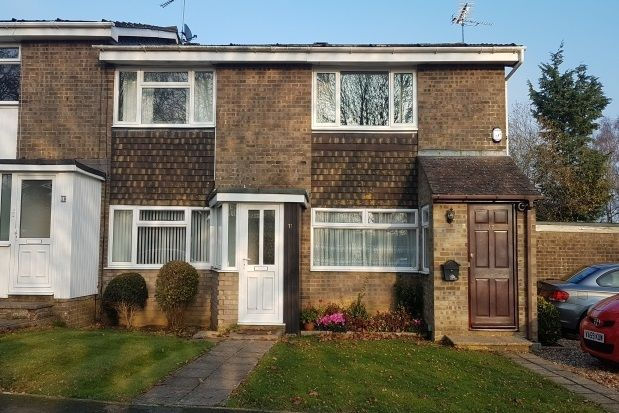 Thumbnail Terraced house to rent in Linnet Way, Alton