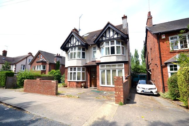 Thumbnail Detached house for sale in St. Georges Avenue, Kingsley, Northampton