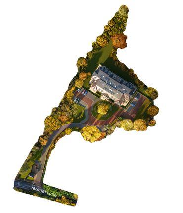 Cgi Lawn Manor of Lawn Manor, Barnet Lane, Elstree, Hertfordshire WD6
