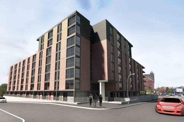 Thumbnail Flat for sale in Ford Lane, Salford