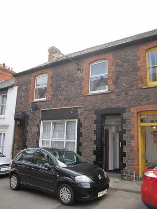 Thumbnail Flat to rent in Holloway Street, Minehead