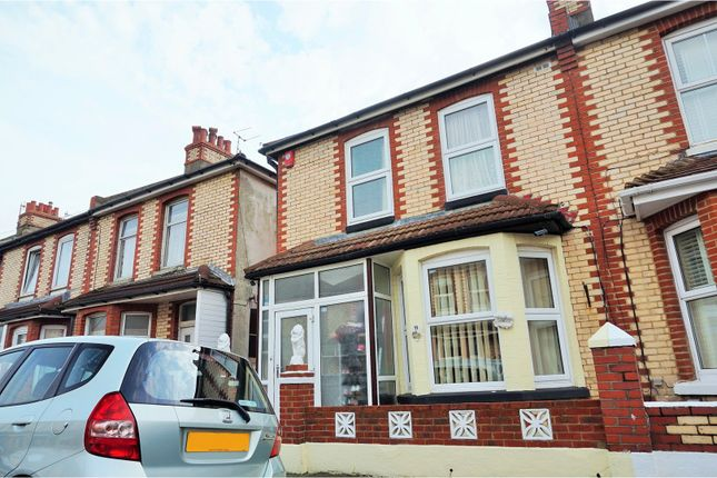 Thumbnail Semi-detached house for sale in Erroll Road, Hove