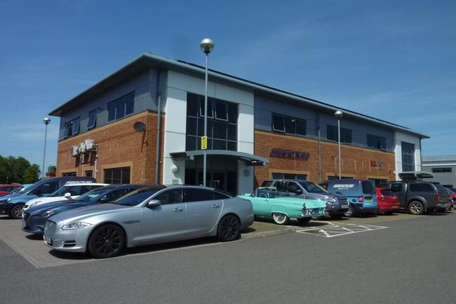Thumbnail Office to let in First Floor, Sanctus House, Stonehouse Park, Sperry Way, Stonehouse, Gloucestershire