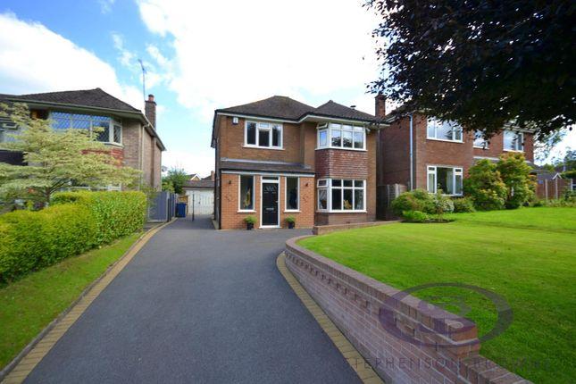 4 bed detached house for sale in Grindley Lane, Blythe Bridge, Stoke-On-Trent ST11