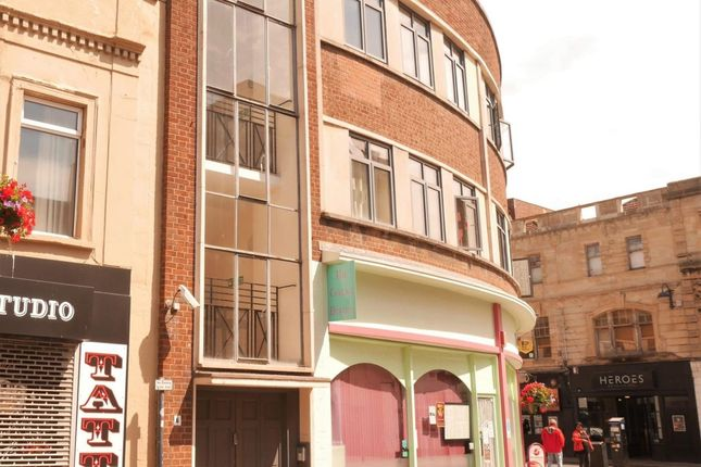 Thumbnail Flat to rent in 6 West Street, Weston-Super-Mare, Somerset
