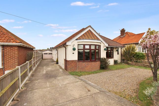 Thumbnail Bungalow for sale in Grange Road, Caister-On-Sea, Great Yarmouth