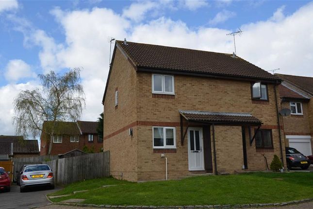 Thumbnail Semi-detached house for sale in Jupiter Way, Wokingham, Berkshire
