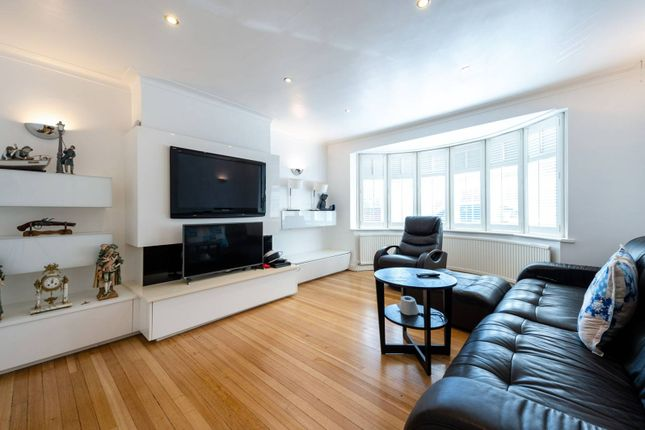 Thumbnail Semi-detached house for sale in Keble Close, Worcester Park