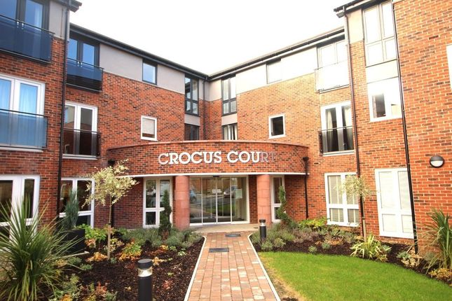 Thumbnail Flat for sale in Crocus Court, Station Road, Poulton-Le-Fylde