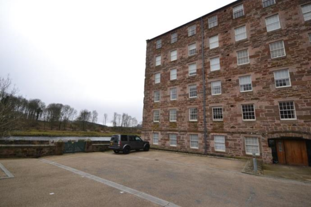 Thumbnail Flat to rent in East Mill, Cotton Yard, Stanley Mills