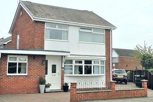 Thumbnail Detached house for sale in Longbeck Lane, New Marske