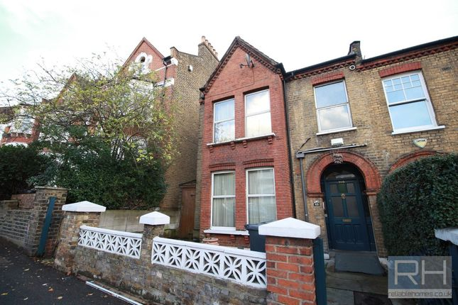 Thumbnail Semi-detached house to rent in Ferme Park Road, London