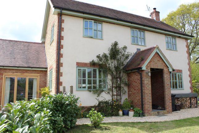 4 bed detached house to rent in Brook Cottage, Bourton, Gillingham, Dorset SP8