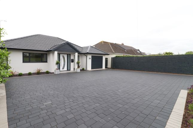 Thumbnail Detached bungalow for sale in Smithies Avenue, Sully, Penarth