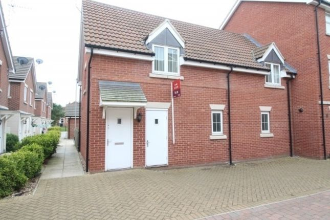 Thumbnail Flat to rent in Pacey Way, Grantham