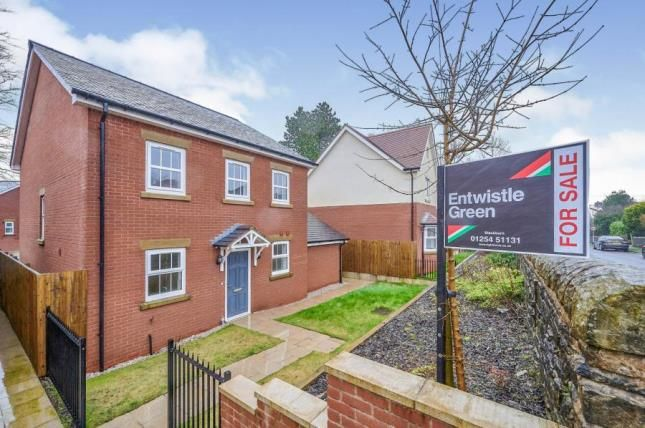 4 bed detached house for sale in Hilltop Mews, Newton Drive, Accrington BB5