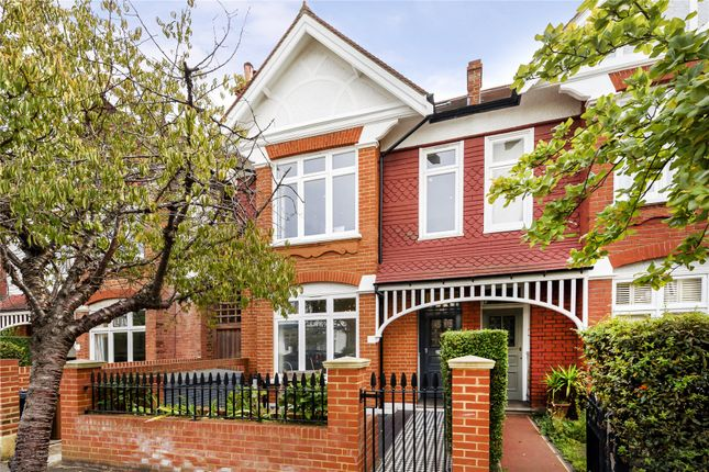 Exterior of Rusthall Avenue, London W4