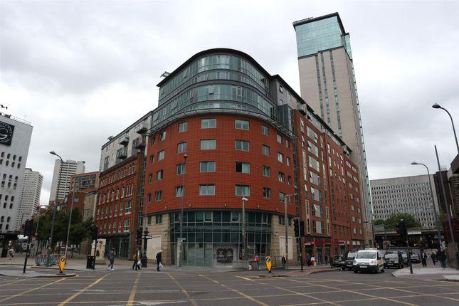 Studio to rent in Navigation Street, Birmingham