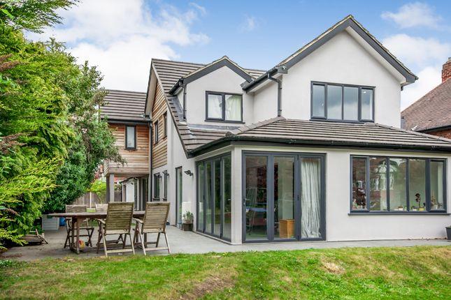 Thumbnail Detached house for sale in Rodney Road, West Bridgford, Nottingham