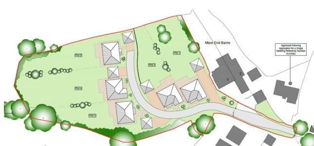 Thumbnail Land for sale in Hassall Road, Alsager, Stoke-On-Trent, Cheshire