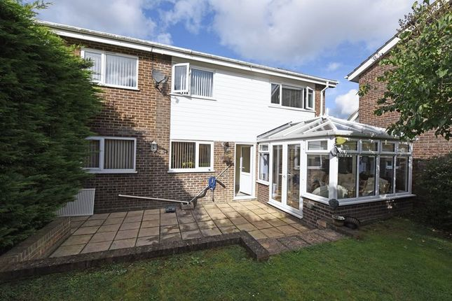 4 bed detached house for sale in Columbine Road, Basingstoke