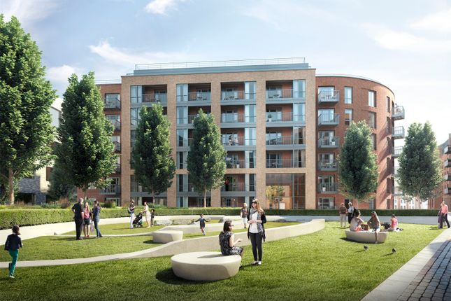 Thumbnail Flat for sale in Hungate, York