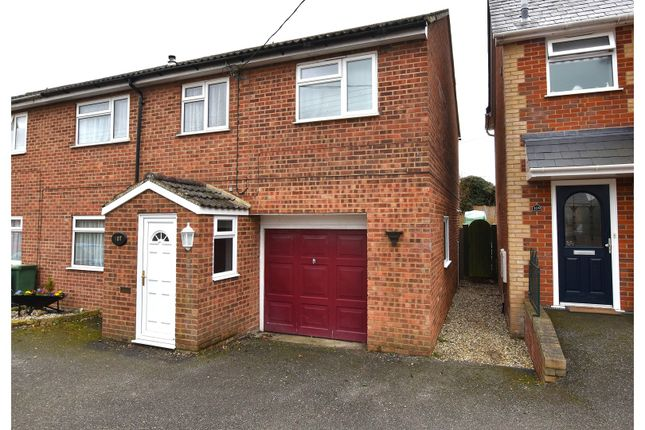 Thumbnail Semi-detached house for sale in Mount Pleasant, Halstead