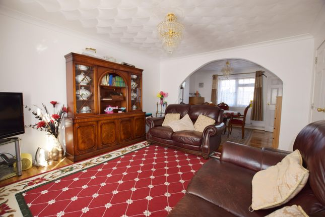 Living Room of The Harebreaks, Watford WD24