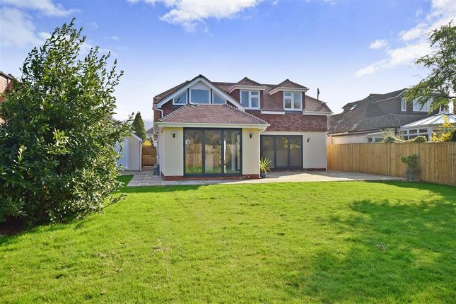 Thumbnail Detached house for sale in Lime Tree Avenue, Worthing, West Sussex
