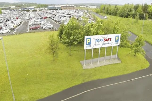 Land for sale in Parking Glasgow Airport, Macdowalls Street, Paisley