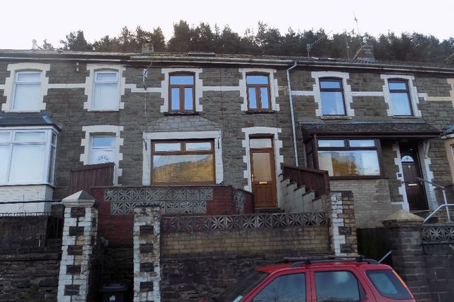 Thumbnail Terraced house for sale in Victoria Road, Six Bells, Abertillery