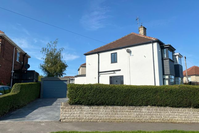 Thumbnail 3 bed semi-detached house for sale in Chatsworth Park Road, Gleadless, Sheffield