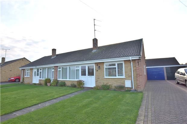 3 bed semi-detached bungalow for sale in Alma Close, Cheltenham, Gloucestershire