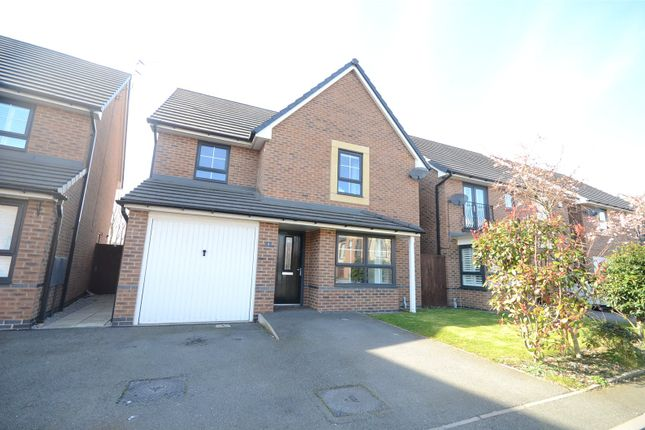 Thumbnail Detached house for sale in Rivenhall Square, Speke, Liverpool