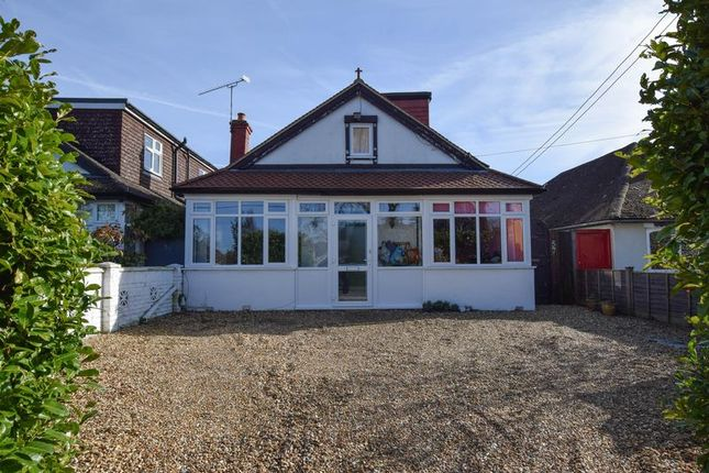 Thumbnail Detached house for sale in Hamesmoor Road, Mytchett, Camberley