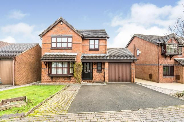 Thumbnail Detached house for sale in Regents View, Blackburn, Lancashire, .