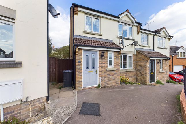 4 bed semi-detached house for sale in Faller Fields, Lydney, Gloucestershire GL15