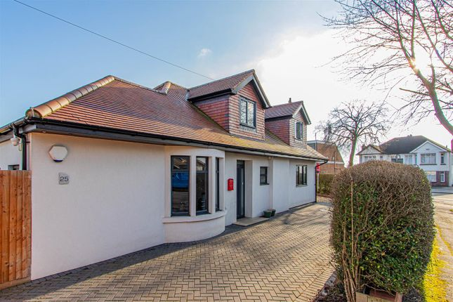 Thumbnail Detached bungalow for sale in Keynsham Road, Heath, Cardiff