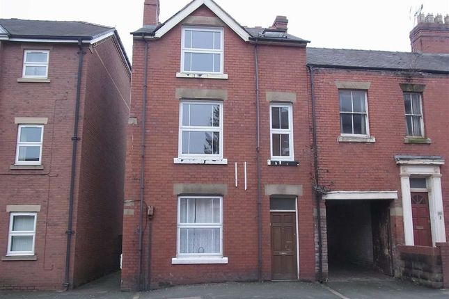Thumbnail Flat to rent in Flat 3, 35, Salop Road, Oswestry, Shropshire