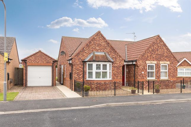 Thumbnail Detached bungalow for sale in Coxswain Close, Filey