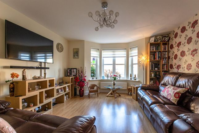 Living Room of Wattle Close, Sileby, Leicestershire LE12