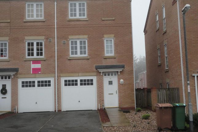 Thumbnail End terrace house to rent in Waterdale Close, Bridlington, East Yorkshire