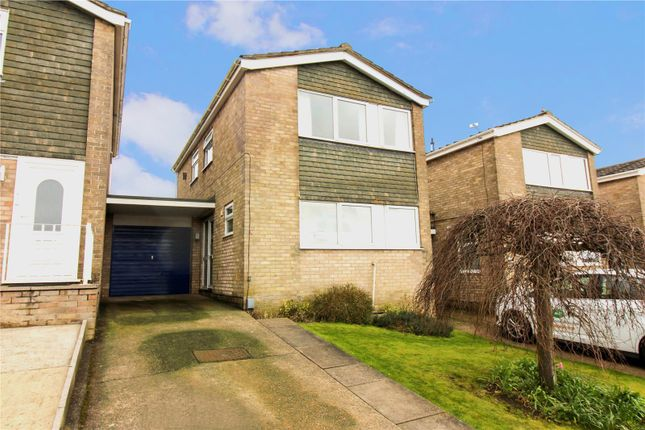 Thumbnail Detached house for sale in Amderley Drive, Eaton, Norwich