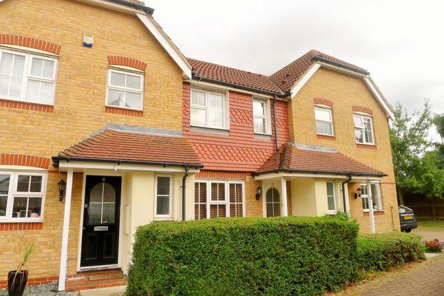 Thumbnail Terraced house to rent in Woolbrook Close, Rainham, Gillingham