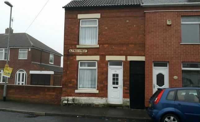 Thumbnail Terraced house to rent in 56, Alfred Street, Sutton In Ashfield