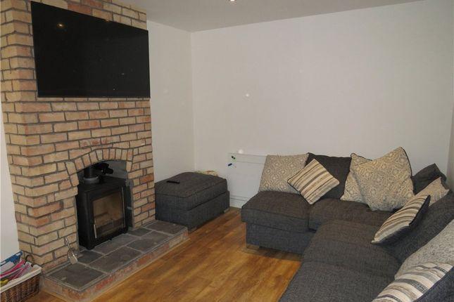 Living Area of Kedleston Road, Allestree, Derby DE22