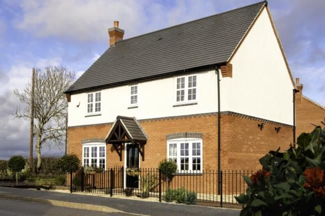 Thumbnail Detached house for sale in Swepstone Road, Heather