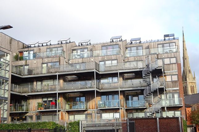Thumbnail Flat for sale in 1, Alexandra Road, Whalley Range, Manchester.