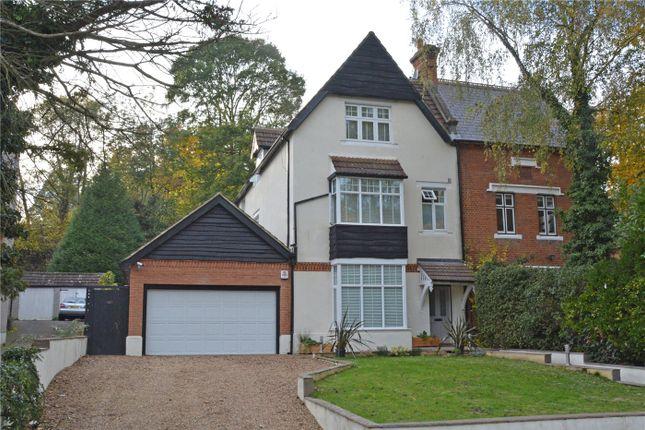 Thumbnail Semi-detached house for sale in Lower Camden, Chislehurst