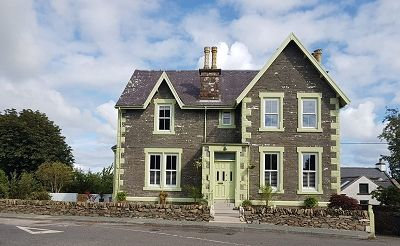5 bed detached house for sale in St John Street, Whithorn DG8